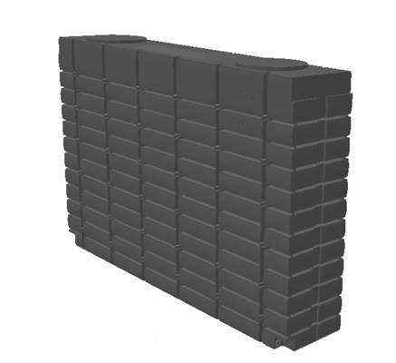 3000 Litre ThinTank 3D