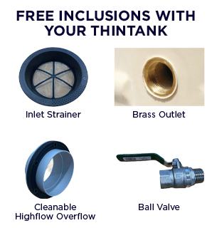 Free Inclusions with your ThinTank